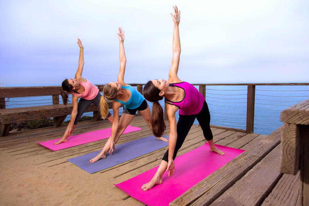 Кардиокомплекс за 30 минут – Йога для начинающих - йога