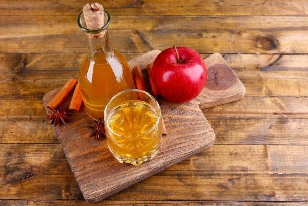 Пить яблочный уксус