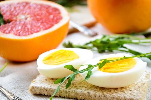 Диета с яйцом