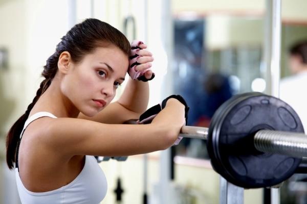 Похудение от силовой тренировки