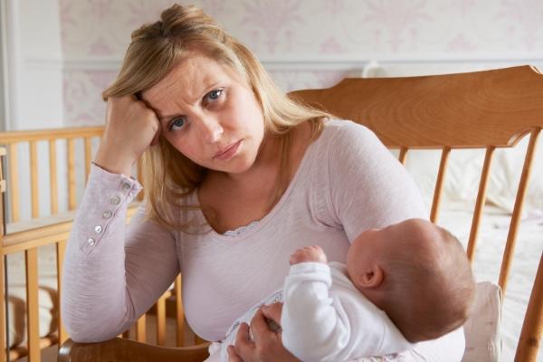 Гормональный сбой после родов