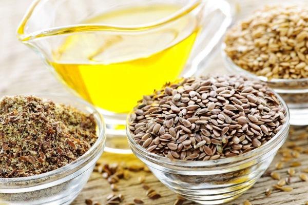 Льняные семена для снижения аппетита
