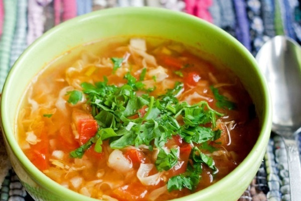 Суп классический
