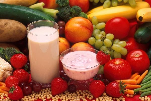 Рекомендуемые продукты при любимой диете