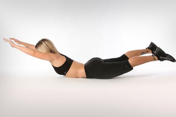 Тренировки для укрепления мышц живота