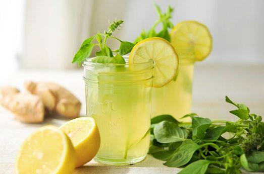 Как готовить напиток из имбиря для похудения