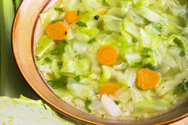 диета на капустном супе 7 дней