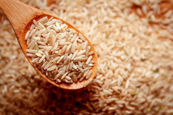 Бурый рис при похудении