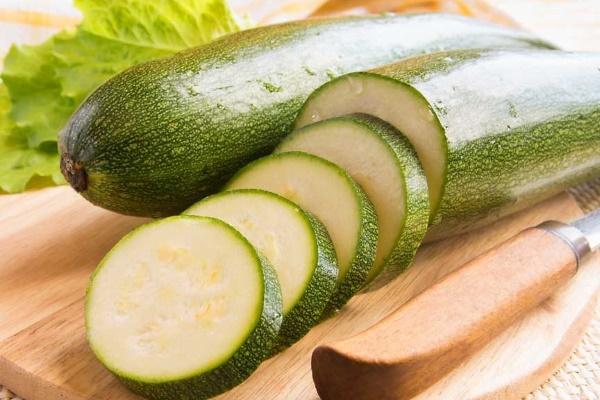Диетические блюда из кабачков для похудения