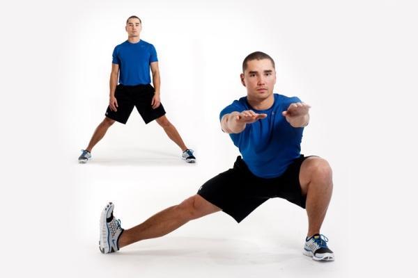 Домашние упражнения для стройных ног и бедер