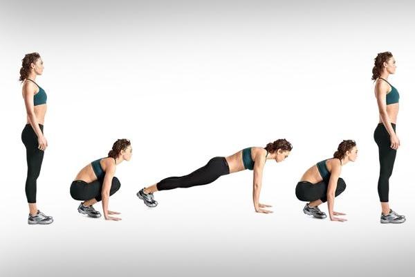 Кардио-тренировка для похудения в домашних условиях