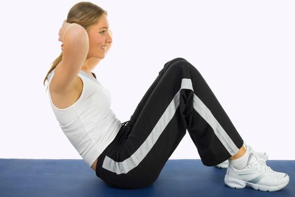 Упражнение Sit-up